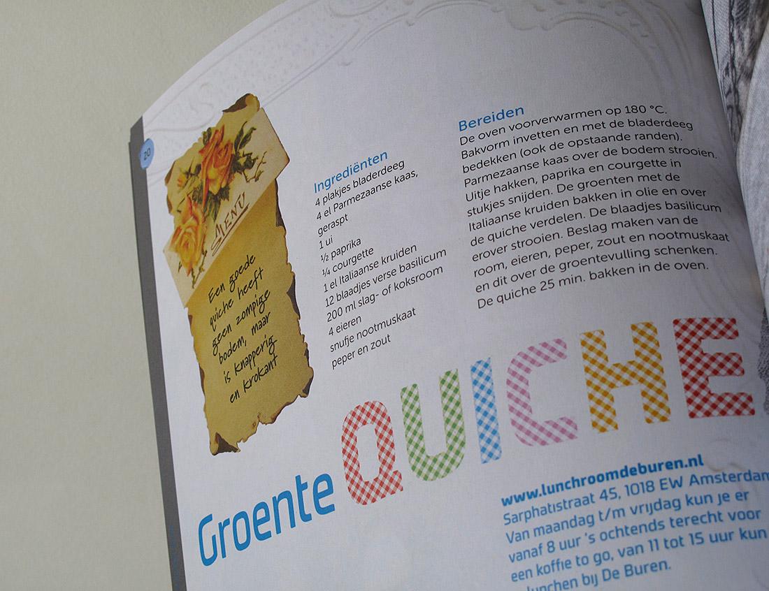 'Lunchroom De Buren'