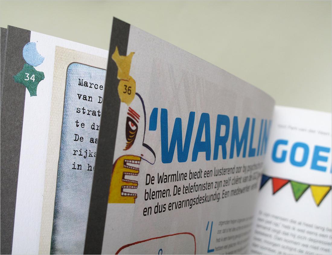 'Warmline...' Droedels: Argibald