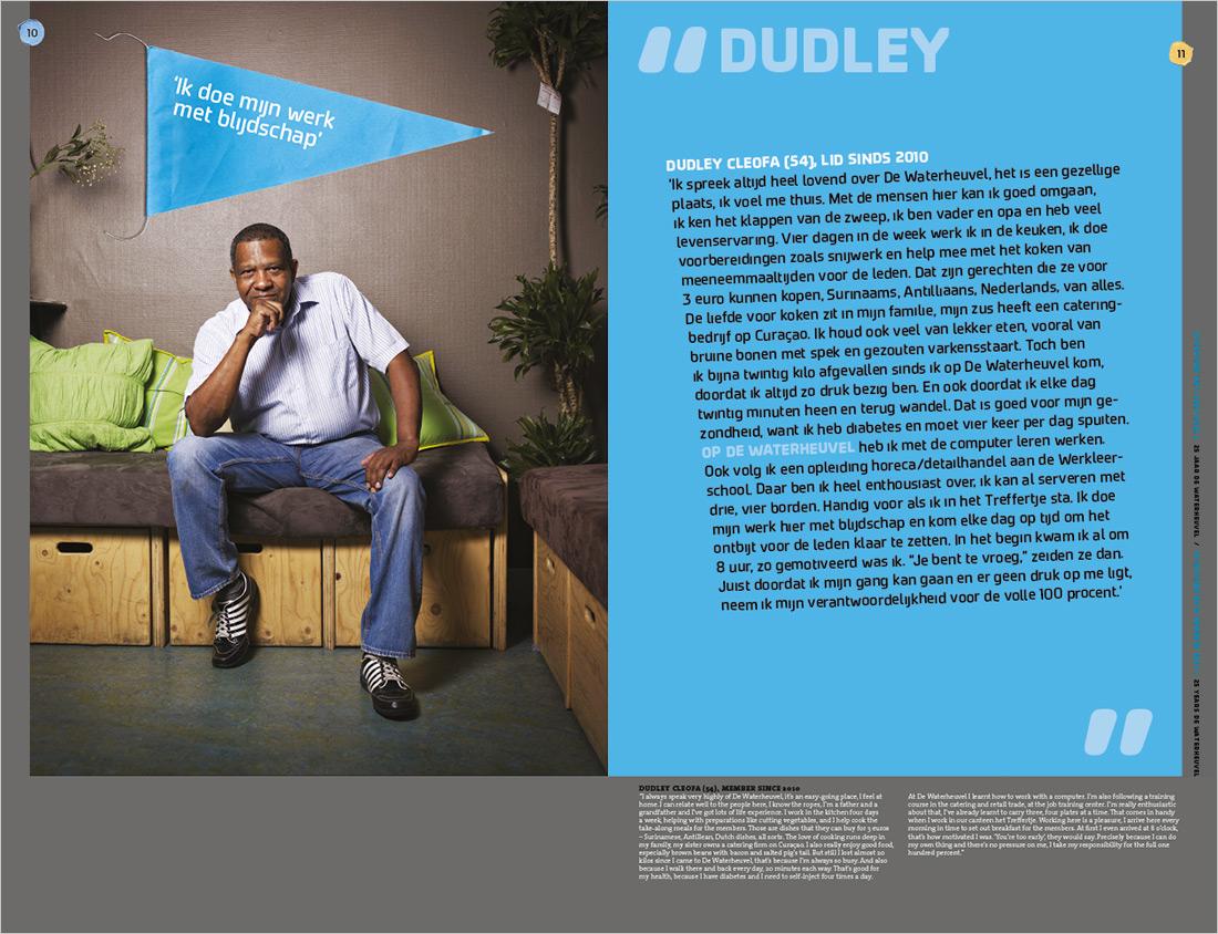 Interview Dudley Foto: Merlijn Doomernik